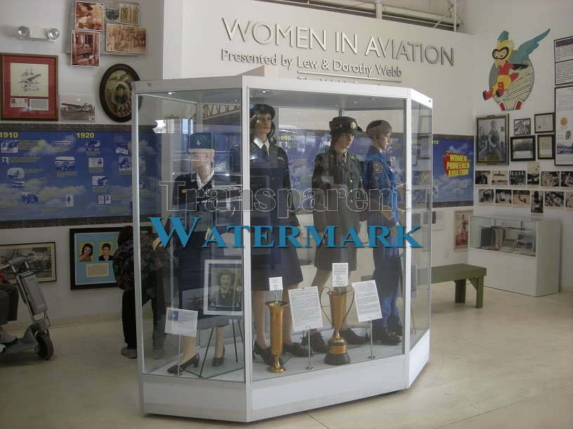 Mannequin Display Cases - Made in the USA