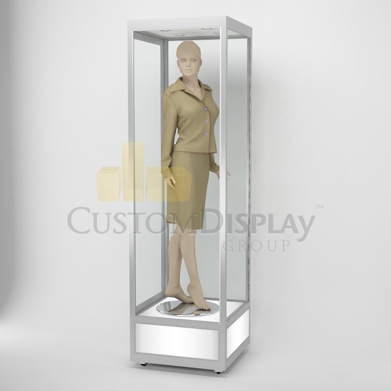 mannequin showcases